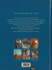 Verso de Les passagers du vent -1g2008- La Fille sous la Dunette