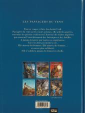 Verso de Les passagers du vent -2d2009- Le Ponton
