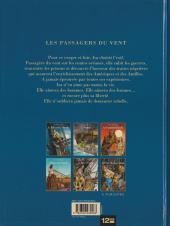 Verso de Les passagers du vent -4d2009- L'Heure du Serpent