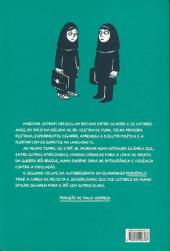 Verso de Persépolis (en portugais) -2- Persépolis 2