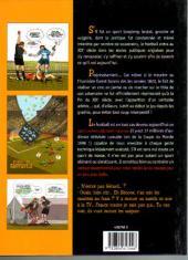 Verso de Illustré (Le Petit) (La Sirène / Soleil Productions / Elcy) - Le Petit Guide illustré du Foot