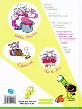 Verso de Petit Poilu -4- Mémé Bonbon