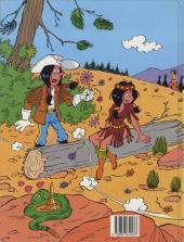 Verso de Les petites Plumes -1- Le Rival