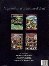 Verso de Les phalanges de l'ordre noir -b1986- Les Phalanges de l'Ordre Noir