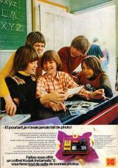 Verso de Picsou Magazine -5- Picsou Magazine N°5