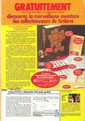 Verso de Picsou Magazine -124- Picsou Magazine N°124