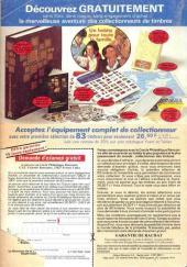Verso de Picsou Magazine -127- Picsou Magazine N°127