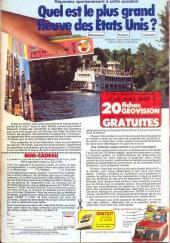 Verso de Picsou Magazine -151- Picsou Magazine N°151