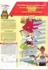 Verso de Picsou Magazine -166- Picsou Magazine N°166