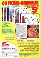 Verso de Picsou Magazine -177- Picsou Magazine N°177