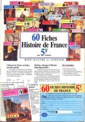 Verso de Picsou Magazine -188- Picsou Magazine N°188