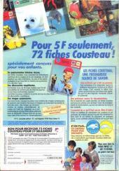 Verso de Picsou Magazine -204- Picsou Magazine N°204