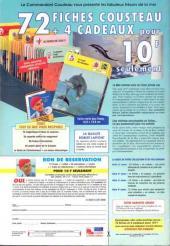 Verso de Picsou Magazine -236- Picsou Magazine N°236