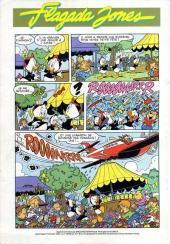 Verso de Picsou Magazine -258- Picsou Magazine N°258