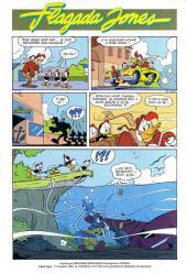 Verso de Picsou Magazine -265- Picsou Magazine N°265