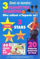 Verso de Picsou Magazine -293- Picsou Magazine N°293