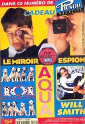 Verso de Picsou Magazine -312- Picsou Magazine N°312