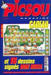 Verso de Picsou Magazine -338- Picsou Magazine N°338