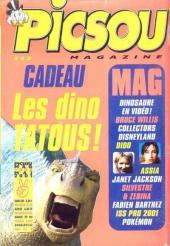 Verso de Picsou Magazine -352- Picsou Magazine N°352