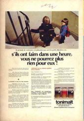 Verso de Picsou Magazine -3- Picsou Magazine N°3
