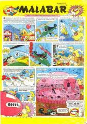 Verso de Picsou Magazine -103- Picsou Magazine N°103