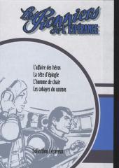 Verso de Les pionniers de l'espérance (Intégrale) -8- Livre 1