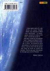 Verso de Planètes -1- Autant de débris que d'étoiles