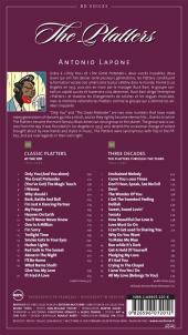 Verso de BD Voices -1- The Platters
