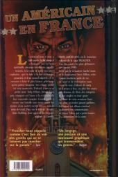 Verso de Preacher (Panini Comics) -3- Fiers américains