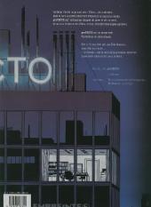 Verso de proTECTO -0- La genèse