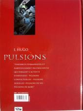 Verso de Pulsions -1- Hugo