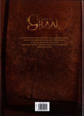 Verso de La quête du Graal -3- Les Chevaliers de la table Ronde