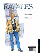 Verso de Rafales (Desberg/Vallès) -1- Les inhumains