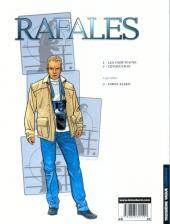 Verso de Rafales (Desberg/Vallès) -2- L'évolution