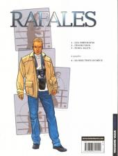 Verso de Rafales (Desberg/Vallès) -3- India allen