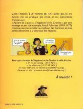 Verso de Raoul Follereau -a- Le vagabond de la charité