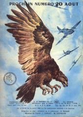 Verso de Rapaces (Impéria) -26- Raid sur Berlin