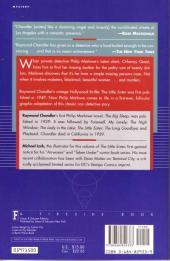 Verso de Raymond Chandler / Philip Marlowe -1- The little sister