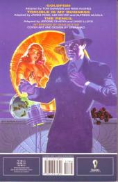 Verso de Raymond Chandler / Philip Marlowe -2- A trilogy of crime