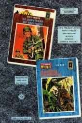 Verso de Sidéral (3e série - Arédit - Comics Pocket) -Rec3814- Album N°3814 (n°2 et n°4)