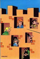 Verso de (Recueil) Tintin (Pocket Sélection) -24- Un roman complet de Bruno Brazil