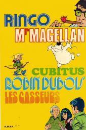 Verso de (Recueil) Tintin (Pocket Sélection) -34- Spécial vedettes