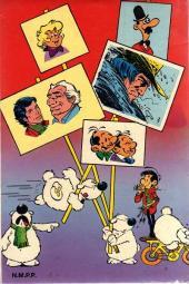 Verso de (Recueil) Tintin (Pocket Sélection) -37- Spécial humour