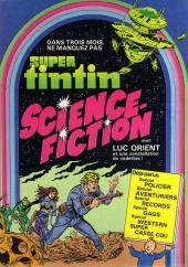 Verso de (Recueil) Tintin Super -7- Espionnage