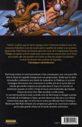 Verso de Red Sonja -5- Le retour de Kulan Gath