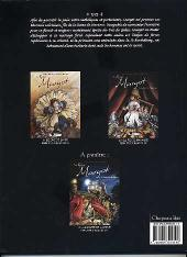 Verso de La reine Margot (Derenne/Gheysens/Cadic) -2- Le roi de Navarre