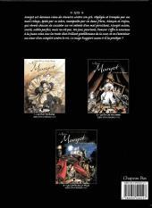 Verso de La reine Margot (Derenne/Gheysens/Cadic) -3- Le Comte de La Mole