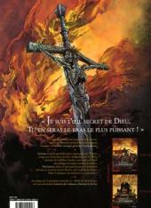 Verso de Le rêve de Jérusalem -2- L'épreuve divine