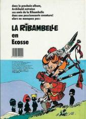 Verso de La ribambelle -1b83- La Ribambelle gagne du terrain