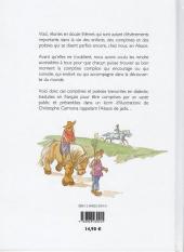 Verso de Rimes et comptines des enfants d'Alsace